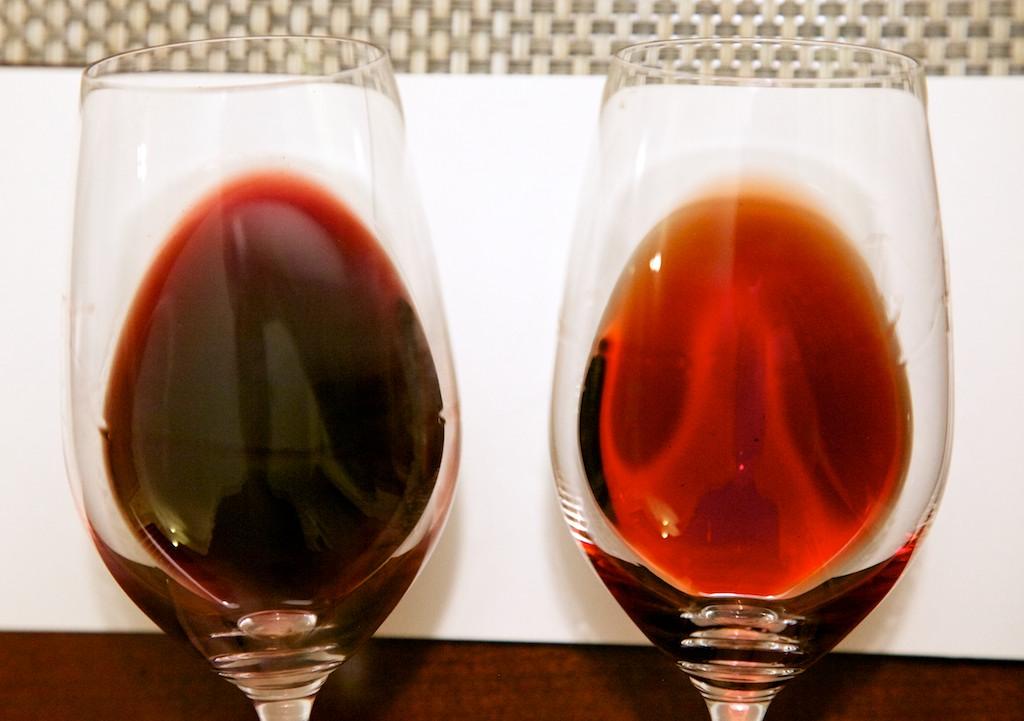 Age  Wine Glass